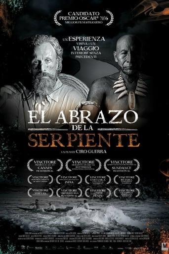 Poster of El Abrazo de la Serpiente