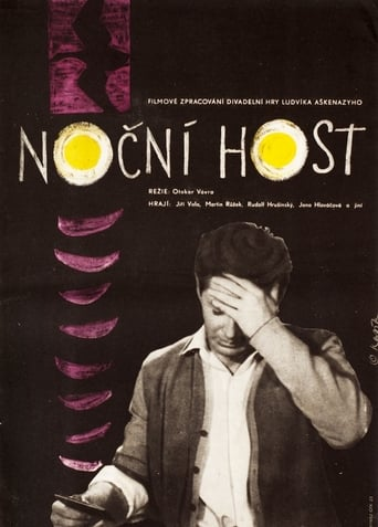 Poster of Noční host