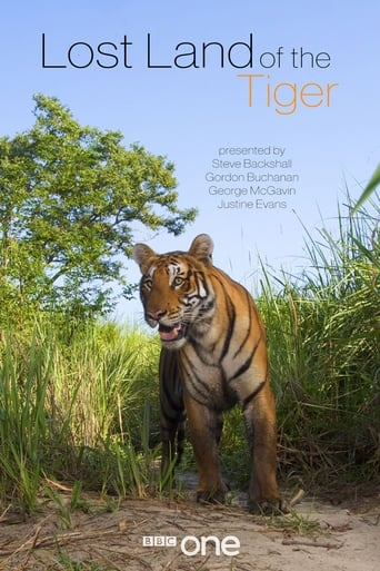 Poster of Lost Land of the Tiger