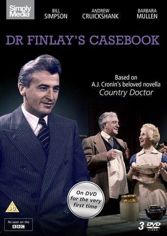Poster of Dr. Finlay's Casebook