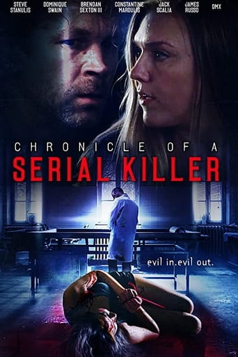 Poster of Chronicle of a Serial Killer