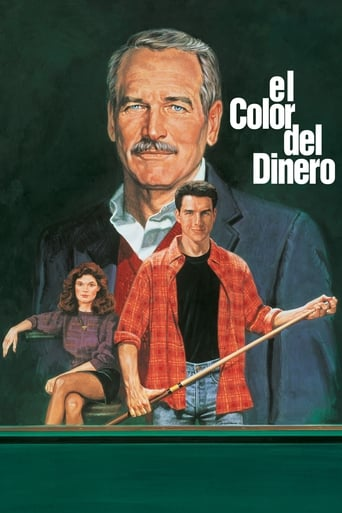 Poster of El color del dinero