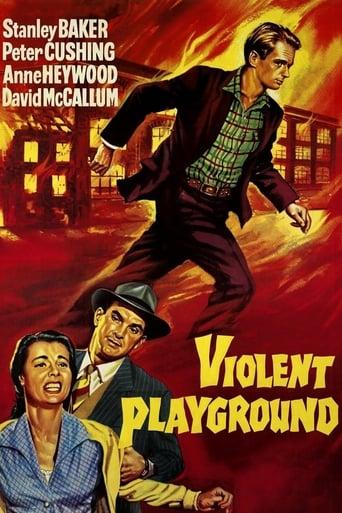Poster of Violent Playground