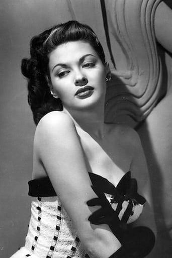 Image of Yvonne De Carlo