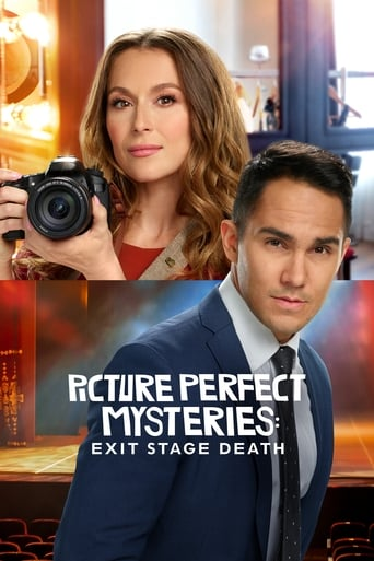 Poster of Picture Perfect Mysteries: Exit Stage Death