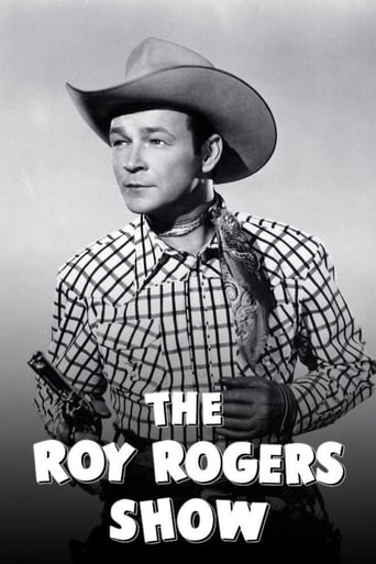 Poster of The Roy Rogers Show