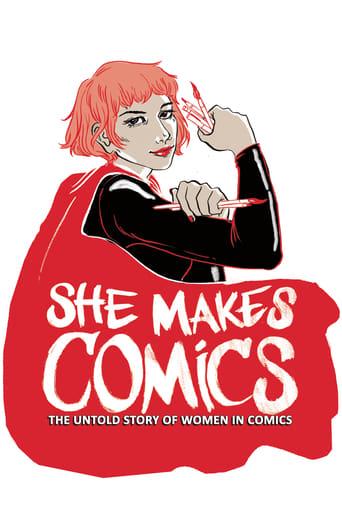 She Makes Comics
