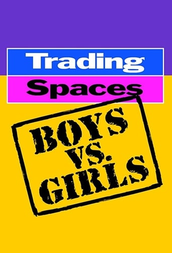 Poster of Trading Spaces: Boys vs. Girls