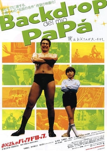 Poster of Backdrop del mio Papa