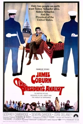 Poster of The President's Analyst