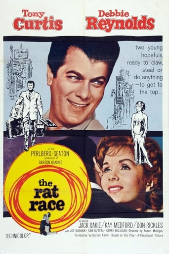 Poster of The Rat Race