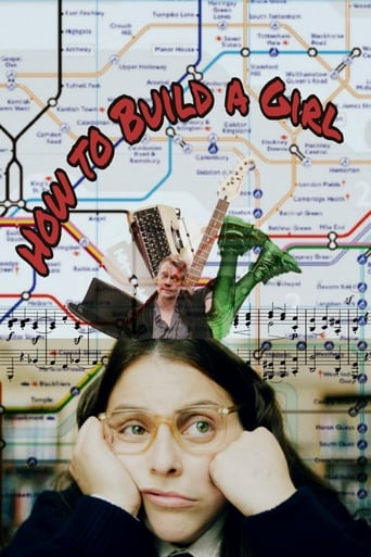 Poster of How to Build a Girl