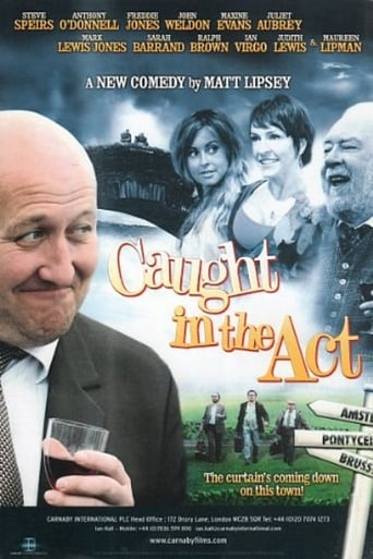 Caught in the Act poster