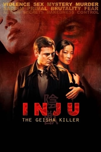 Poster of Inju: The Beast in the Shadow