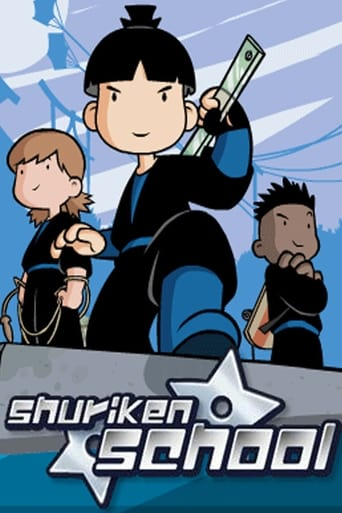 Poster of Shuriken School