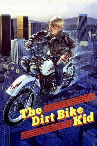 Poster of The Dirt Bike Kid