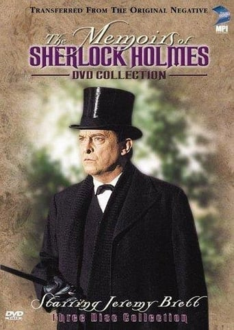 Poster of The Memoirs of Sherlock Holmes