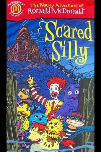 Poster of The Wacky Adventures of Ronald McDonald: Scared Silly