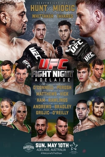 UFC Fight Night 65: Miocic vs. Hunt