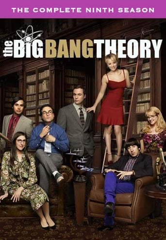How old was Johnny Galecki in season 9 of The Big Bang Theory