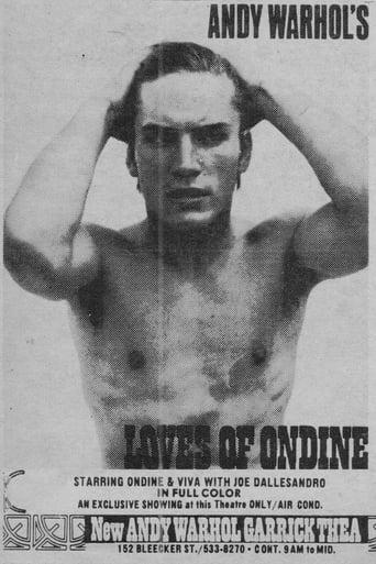Poster of The Loves of Ondine