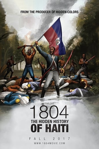 Poster of 1804: The Hidden History of Haiti