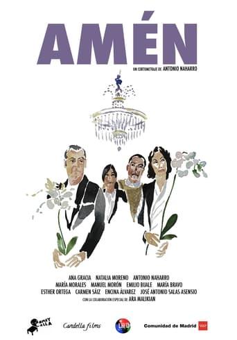 Amén Poster
