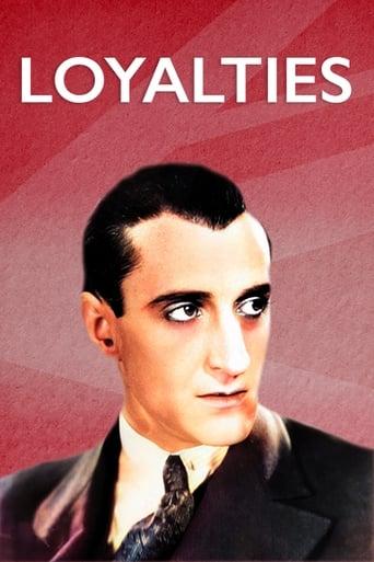 Poster of Loyalties