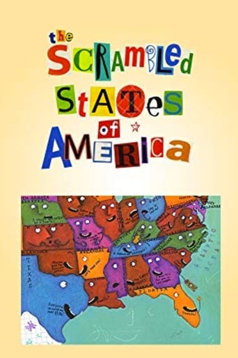 Poster of The Scrambled States of America