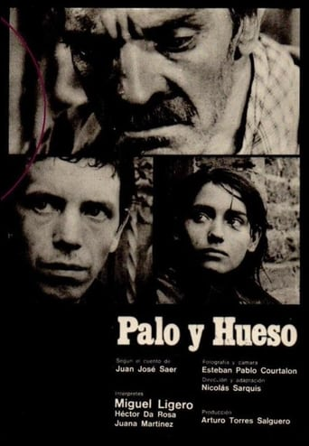 Poster of Palo y hueso