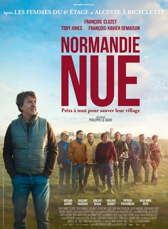 Normandy Nude poster