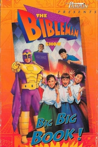 Bibleman: Big Big Book!