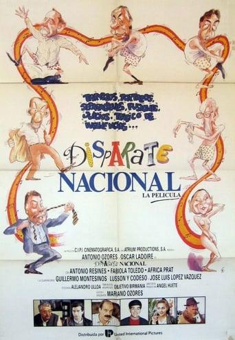 Poster of Disparate nacional