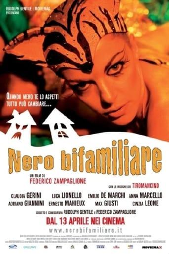 Poster of Nero bifamiliare