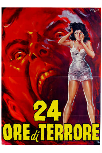 Poster of 24 Hours of Terror