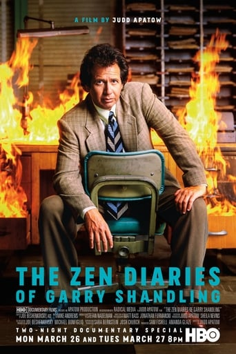 Poster of The Zen Diaries of Garry Shandling