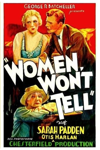 Poster of Women Won't Tell