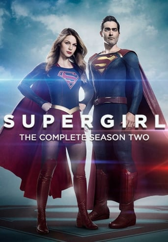 Super mergina (2 sezonas) / Supergirl (Season 2) (2016)