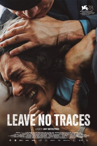 Poster of Leave No Traces