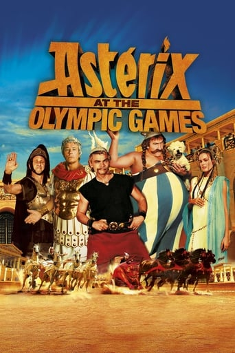 Poster of Astérix at the Olympic Games