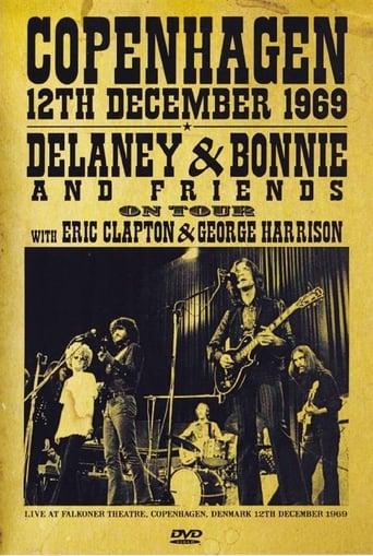 Poster of Delaney & Bonnie & Friends: Live In Denmark 1969