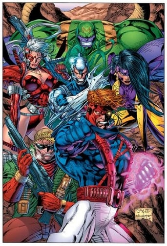 Poster of WildC.A.T.S.