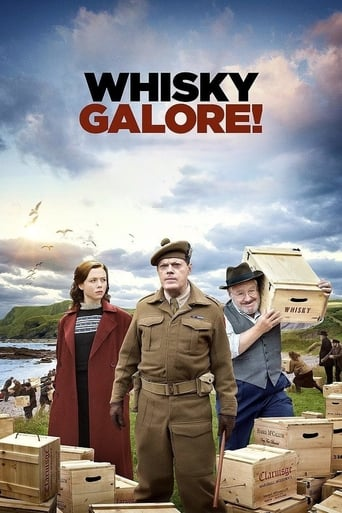 Poster of Whisky Galore