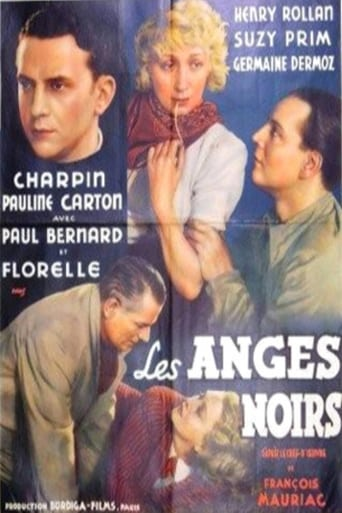 Poster of Les anges noirs