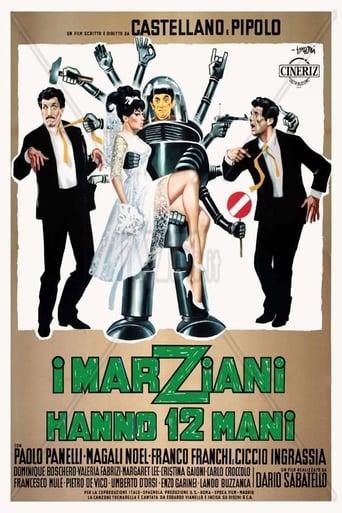 The Twelve-Handed Men of Mars