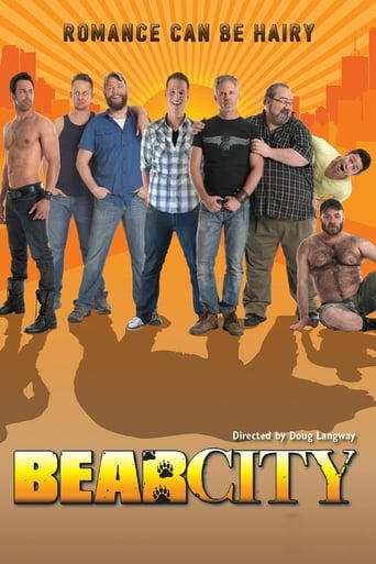 Poster of BearCity