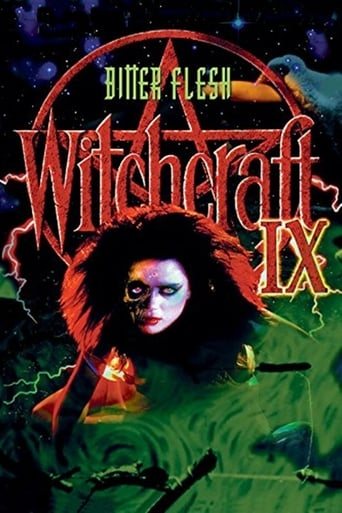 Poster of Witchcraft IX: Bitter Flesh