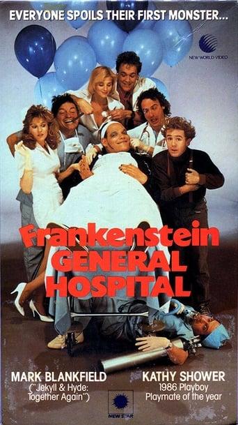 Poster of Frankenstein General Hospital