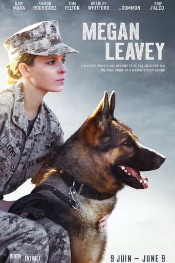 Poster of Megan Leavey