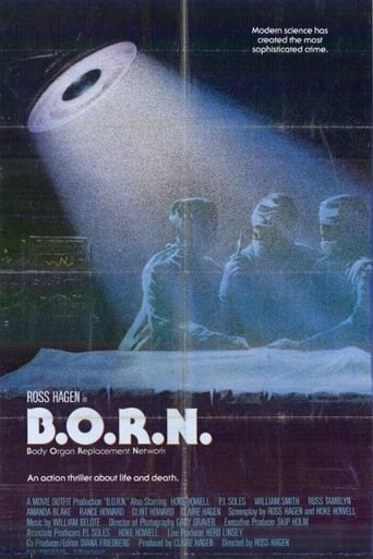 Poster of B.O.R.N.